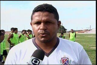Washington Luís retorna ao comando técnico do Barbalha - Time vai disputar a segunda divisão do Campeonato Cearense.