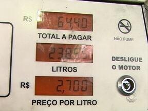 Variação no preço da gasolina na Grande Florianópolis surpreende motoristas - Variação no preço da gasolina na Grande Florianópolis surpreende motoristas ; diferença pode chegar até a 24%