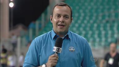 Santa Cruz enfrenta o Bahia, na Arena Fonte Nova, em Salvador - Duelo entre tricolores ocorre pela Copa do Nordeste.
