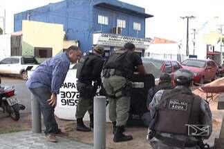 Dezessete pessoas são feiras reféns durante assalto a cartório em Imperatriz - Algumas das vítimas eram clientes e outros funcionários.