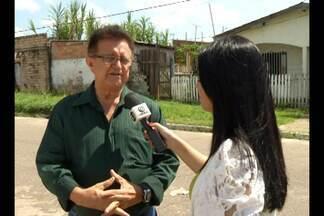 Presidente do Saaeb fala sobre falta de água no Paracuri e na Pratinha - Confira o depoimento sobre o problema que atinge os moradores.