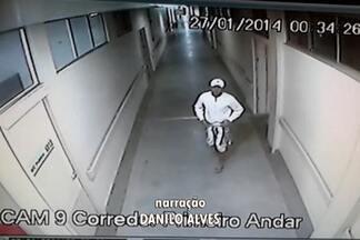 Três presos internados no Hospital de Trauma de CG fogem, mesmo com escolta policial - Um deles estava com pinos na perna. Todos saíram pela porta da frente.