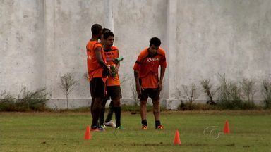 CRB se prepara para novo confronto contra o Treze - Jogadores do Galo ainda sonham com a classificação.