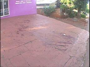 Mãe e filho são baleados na Vila Borges - Os dois estão internados no Hospital Municipal.
