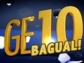 GE 10 Bagual: confira os dez principais lances da terceira rodada do Gauchão - Rodada teve golaço de Barcos, lambreta de Alex Nemetz e comemorações inusitadas.