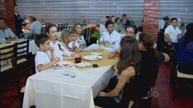 Organizadores do Brasil Sabor decidiram realizar dois eventos por ano - OS ORGANIZADORES DO FESTIVAL GASTRONÔMICO BRASIL SABOR DECIDIRAM REALIZAR DOIS EVENTOS POR ANO. O ÚLTIMO, EM NOVEMBRO PASSADO, FOI CONSIDERADO UM SUCESSO.