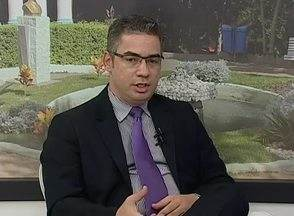Especialista esclarece dúvidas sobre revisão do FGTS no 'Seu Direito' - Trabalhador que tiver saldo positivo entre 1999 e 2013 pode pedir revisão. Advogado Felipe Sampaio participou do quadro e respondeu perguntas.