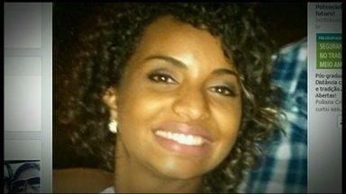 Polícia procura autor do tiro que matou servidora do GDF em tentativa do assalto - Carolina Alves de Oliveira, de 29 anos, passavam junto com o noivo no Setor de Indústria de Taguatinga na noite de segunda (27). Um homem ordenou que eles parassem de dirigir o carro, mas a ordem não foi obedecida.