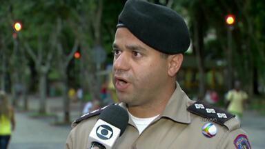 Polícia Militar fala sobre série de assassinatos em Juiz de Fora - Onda de violência na cidade assusta a população. Foram registrados três homicídios em menos de 30 horas.