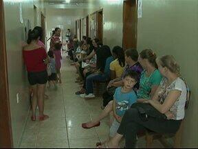 Moradores de Turvo enfrentam descaso no atendimento nos postos de saúde - Por causa das férias dos médicos há postos fechados no interior do município e outros estão em reforma.