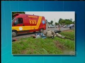 Secretário estadual de esportes se envolve em acidente em Paraíso do Tocantins - Secretário estadual de esportes se envolve em acidente em Paraíso do Tocantins