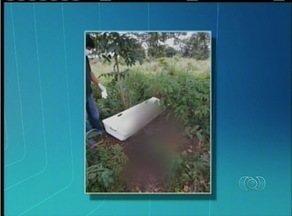 Ossada encontrada em Gurupi pode ser de jovem desaparecido há 16 dias - Ossada encontrada em Gurupi pode ser de jovem desaparecido há 16 dias