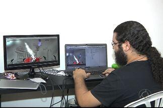 JPB2JP: Turma dedica tempo para desenvolver jogos de vídeo game - Mercado tem público ansioso por novidades.