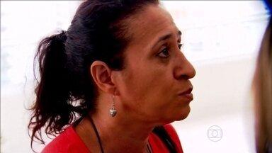 Mãe de Laís Souza embarca para os EUA nesta quarta-feira (29) - A família sabe pouco sobre o acidente com a atleta. A campeã olímpica em 2008, Maurrem Maggi está ajudando a família de Laís.