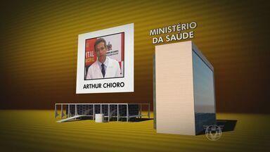 Santista é confirmado para ministério federal - Este é o terceiro santista nomeado pela presidente Dilma Rouseff
