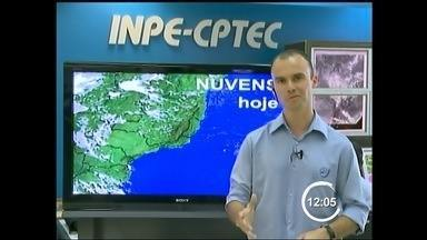 Meteorologista do Cptec/Inpe fala como fica o tempo no fim de semana - Henri Pinheiro explica como fica o tempo no fim de semana.