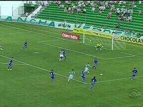 Juventude e Cruzeiro encerram a 4ª rodada do Gauchão com empate no Alfredo Jaconi - Equipes ficaram no 1 a 1.