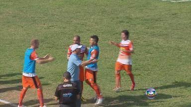 Serra Talhada vence Chã Grande por 2 a 1 - Jogo, no Carneirão, fecha a rodada do Pernambucano