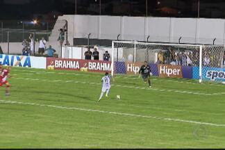 Treze vence o CRB e se mantém com chances na Copa do Nordeste - Galo faz 2 a 0, com dois gols de Jaílson, e conquista a primeira vitória no Nordestão.