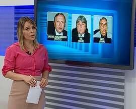 Disque-Denúncia oferece até R$ 2 mil a quem tiver informações sobre vereadores - Neto (PMN), Jadiel Nascimento (PROS) e Val (DEM) são considerados foragidos.