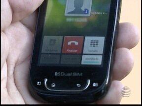 Moradores de Presidente Venceslau reclamam de celulares sem sinal - Bloqueadores da Penitenciária II dificultam a comunicação.