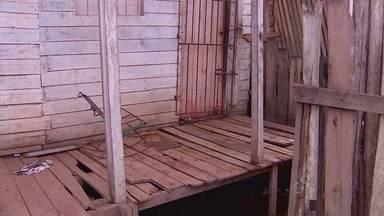 Mulher grávida de 4 meses é assassinada pelo marido - Uma mulher grávida de 4 meses foi assassinada pelo marido em Macapá.