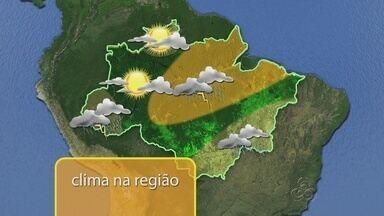 Confira a previsão do tempo para esta quarta-feira (05), no Amazonas - Confira a previsão do tempo para esta quarta-feira (05), no Amazonas.
