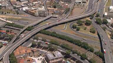 Faltam nove dias para o BRT começar a operar no Centro de BH - E, por isso, novas mudanças foram implantadas nesta quinta.