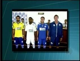 Confira o novo uniforme do Goytacaz - O novo uniforme será usado na estreia do Carioca.