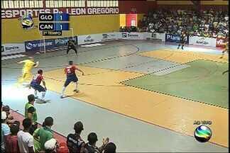 Gol de Canindé: Deivinho marca o segundo gol do time - Gol de Canindé: Deivinho marca o segundo gol do time