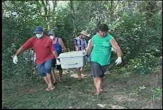 Corpo de idoso é encontrado em Jaguari - O corpo de Luiz Primo Viáro, de 80 anos, foi localizado em um matagal, em uma propriedade rural, na localidade de São Izidro, interior de Jaguari. O corpo estava em estado avançado de decomposição. A Polícia de Santiago investiga o caso