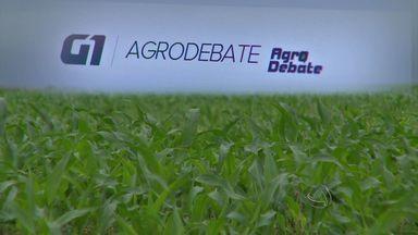Site Agrodebate ganha mais visibilidade por se integrar ao G1 - O site é uma ferramenta para ajudar nas principais tomadas de decisões do produtor rural. A política agrícola, as conjunturas nacional e internacional são temas abordados no Agrodebate.
