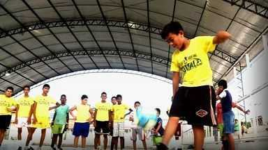 Confira mais uma reportagem da série Social Esporte Clube - Veja mais uma reportagem envolvendo projetos sociais e esportes