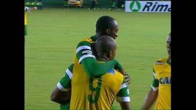 Veja os gols de Coritiba 2 x 0 Rio Branco-PR pela sexta rodada do Paranaense - Veja os gols de Coritiba 2 x 0 Rio Branco-PR pela sexta rodada do Paranaense