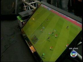 Começam as disputas do TEM Games em Sorocaba - Neste ano, mais de 200 jogadores buscam o título em duas categorias de jogo: o Pro Evolution Soccer (PES) 2014 e o novo Super Street Fighter Arcade.