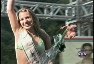 Final Regional do Garota Verão é neste sábado (15) em São Gabriel, RS. - Todas as escolhidas nas etapas municipais vão participar do concurso.