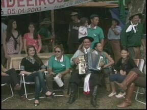 Campereada internacional encerra neste domingo (16) em Alegrete, RS - Um dos maiores rodeios do RS, evento tem como objetivo promover a tradição gaúcha.