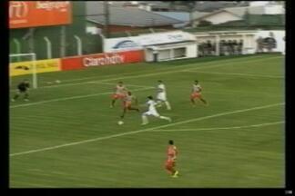 Passo Fundo empata diante do Veranópolis - O jogo no estádio Davi Farina terminou em 0 a 0.