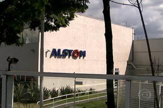 Justiça acolhe denúncia contra 11 acusados de esquema de propina da Alstom - Segundo a denúncia, funcionários pagaram mais de R$ 23 milhões para fornecer equipamentos e serviços à Eletropaulo, sem passar por licitação.