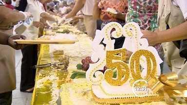 Paróquia de São Benedito faz 50 anos em São José dos Campos, SP - Igreja, no Alto da Ponte, zona norte da cidade, reuniu devotos para celebrar meio século de orações e de trabalhos pela comunidade.