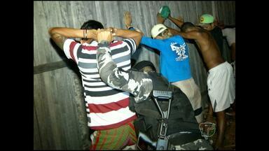 Operação tenta combater crimes e evitar jovens em situação de risco - Operação é realizada durante o final de semana em Santarém. Polícia Militar, Poder Judiciário e Conselho Tutelar atuam juntos.