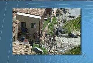 Corpo de mulher é encontrado às margens do Rio do Sal em Socorro, SE - Segundo a polícia, vítima de aproximadamente 25 anos foi morta a tiros.Há a suspeita de envolvimento do ex-companheiro da jovem no crime.