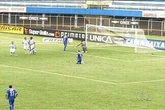 Crac sai à frente, mas Grêmio Anápolis arranca empate por 2 a 2 - Leão do Sul abre vantagem de dois gols, mas cede igualdade