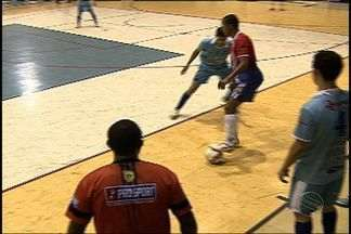 Canindé vence Capela e lidera o Grupo B da Copa TV Sergipe de Futsal - A noite deste sábado foi de duelo em Canindé pela Copa TV Sergipe de Futsal. A seleção da casa enfrentou Capela em jogo válido pela terceira rodada do Grupo B