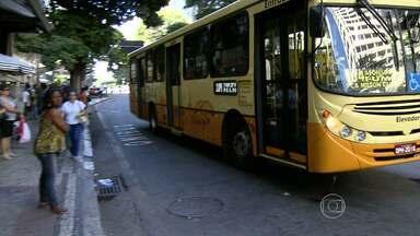 Rodoviários de Belo Horizonte e Região fazem paralisação por melhores salários - A greve provocou prejuízos ao comércio e transtornos para quem depende do transporte público.