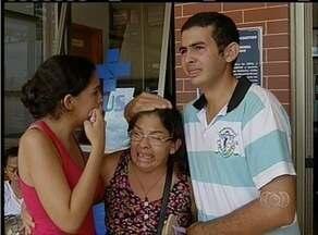 Pacientes imploram por atendimento no Hospital Geral de Palmas - Pacientes imploram por atendimento no Hospital Geral de Palmas