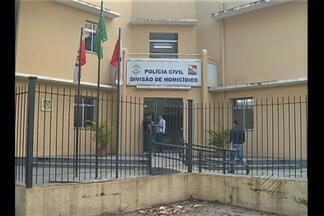 Polícia investiga morte de duas meninas no bairro do Tenoné - As meninas de seis e oito anos foram assassinadas na última sexta-feira (21), a mãe de uma delas está desaparecidas