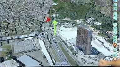 Protesto fecha túnel na Rocinha - O túnel Zuzu Angel, no sentido Barra da Tijuca, ficou fechado por seis minutos. Apenas quem ia para a Zona Sul conseguiu seguir viagem.