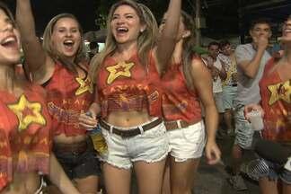 Foliões já estão com saudade do carnaval de Salvador - Eles contaram quais as lembranças leverão desta grande festa.