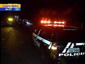 Três pessoas morrem em acidente de trânsito em Caxias do Sul, RS - Colisão entre dois carros aconteceu na Rota do Sol.